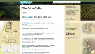 @theolivecellar